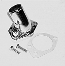 1964-1973 MUSTANG THERMOSTAT HOUSING CHROME