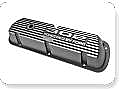 1964-1985 MUSTANG 302 ALUMINUM VALVE COVERS