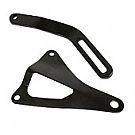 1965-1969  MUSTANG ALTERNATOR BRACKET BLACK