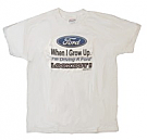 1964-173 MUSTANG GROW UP FORD KIDS T-SHIRT