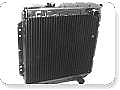 1968-1970 MUSTANG 4-CORE RADIATOR  (390,428 & 302,351 w/Air)