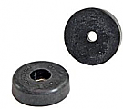 EARLY 1965 MUSTANG FRONT SEAT STOP BUMPERS