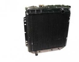 1969-1970 MUSTANG 250-302 3 ROW HI-FLOW RADIATOR