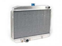 1968-1970 MUSTANG 2-ROW HI-PO ALUMINUM RADIATOR (BIG BLOCK)