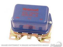 1964 MUSTANG MOTORCRAFT VOLTAGE REGULATOR FOR GENERATOR