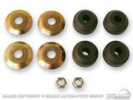 1964-1966 MUSTANG STRUT ROD BUSHINGS (RUBBER)
