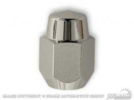 1965-1967 MUSTANG LUG NUT (SHOW QUALITY)