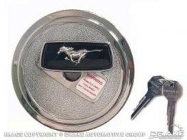 1964-1970 MUSTANG LOCKING GAS CAP