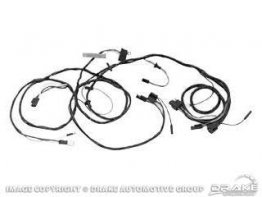1966 MUSTANG HEADLAMP WIRING HARNESS