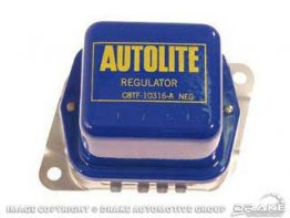 1968-1971 MUSTANG AUTOLITE VOLTAGE REGULATOR