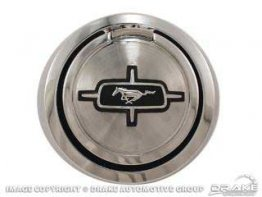 1968 MUSTANG DELUXE POP-OPEN GAS CAP