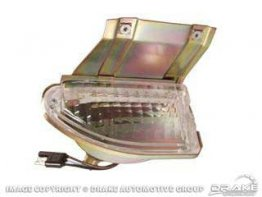 1969 MUSTANG PARKING LAMP ASSEMBLY RH
