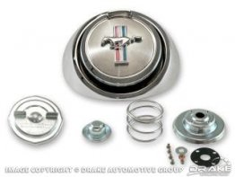 1969 MUSTANG DELUXE POP-OPEN GAS CAP