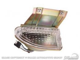 1970 MUSTANG PARKING LAMP ASSEMBLY