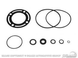 1965-1973 MUSTANG POWER STEERING PUMP SEAL/GASKET KIT