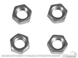 1964-1973 CARBURETOR BASE PLATE NUTS