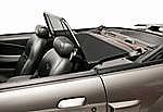 2005-2013 Mustang Wind Deflector With Lightbar