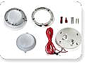 1965-1970 MUSTANG DOME LAMP ASSEMBLY KIT