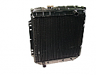1964-1966 MUSTANG 3 ROW HI-FLOW RADIATOR