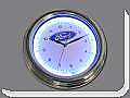 1964-1973 MUSTANG FORD NEON WALL CLOCK