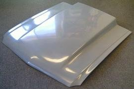 "1965-1966 MUSTANG 3"" COWL INDUCTION HOOD"