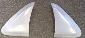 1974-1978 MUSTANG/COBRA II SIDE SCOOPS (PAIR)